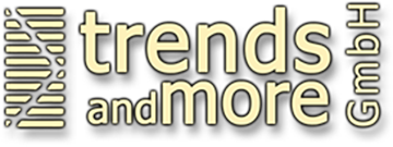 trends and more GmbH Logo